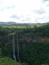 Chamarel waterfall (il cavatappi)