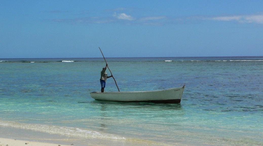 Flic en Flac boat
