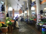 Port Louis, the market