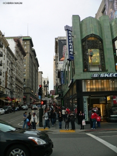 San Francisco_on the way to Union Square