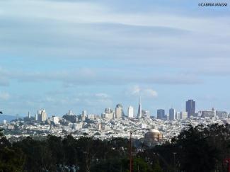 San Francisco_downtown view