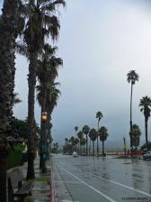 Rainy Santa Barbara