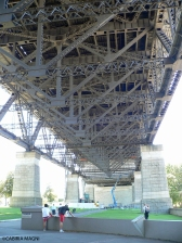Sydney_under the Harbour Bridge