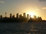 Sydney_Sunset from the bay