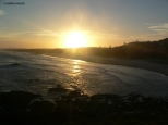 Port Macquarie_Coastal Walk sunset