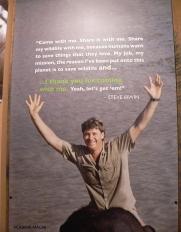 Australia Zoo_Steve Irwin, the crocodile hunter