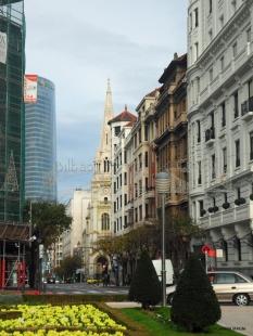 Bilbao_Plaza Mouya