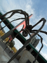 Bilbao_Guggenheim, Ragno Gigante, Louise Bourgeois