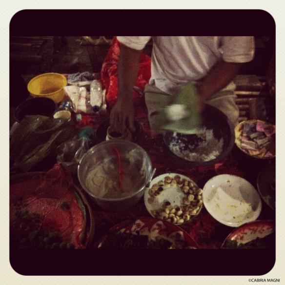 Bubur & balinese cake