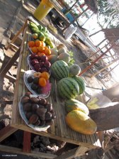 Fruit in Gili Trawangan