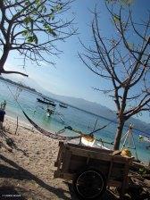 Relax in Gili Trawangan