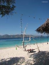 Paradise in Gili Meno