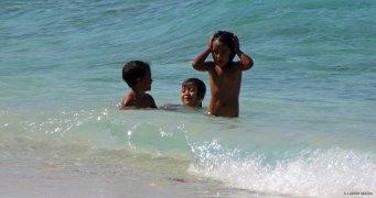 Children @Gili Meno