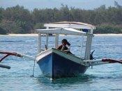 Sailing @Gili Trawangan