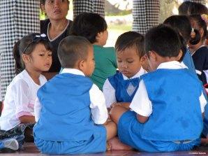 Ashram children