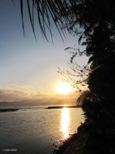 Sunset @Candidasa