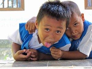 Ashram children bali