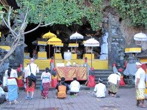 Pura Goa Lawah - Bat Cave