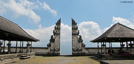 Pura Lempuyang - Sky Temple - Sky is the limit