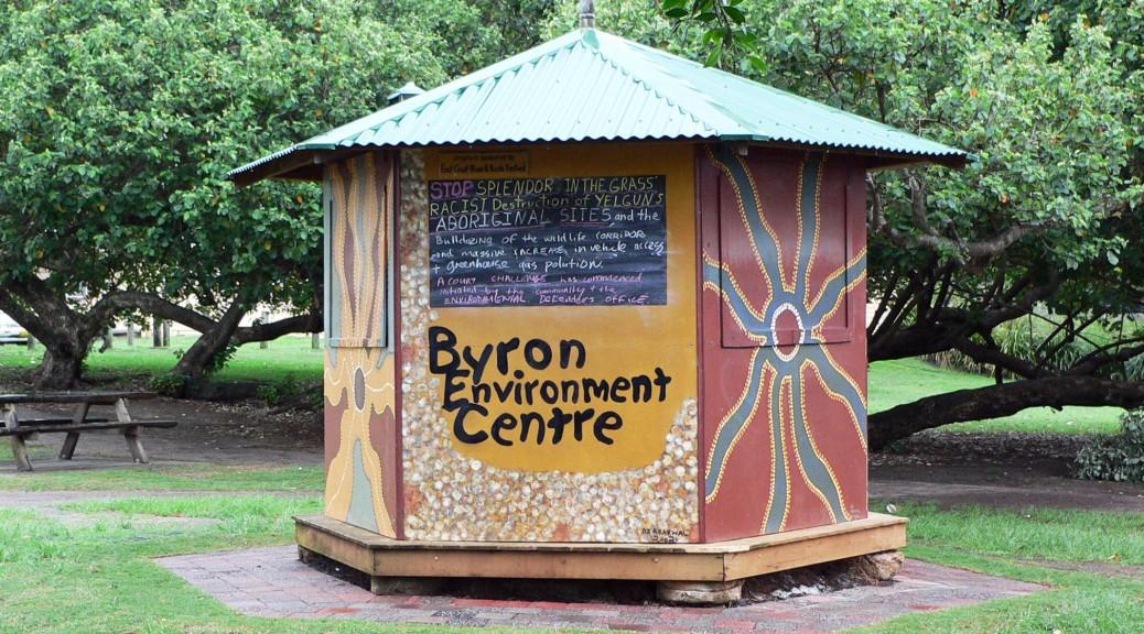 Byron Environment Centre australia