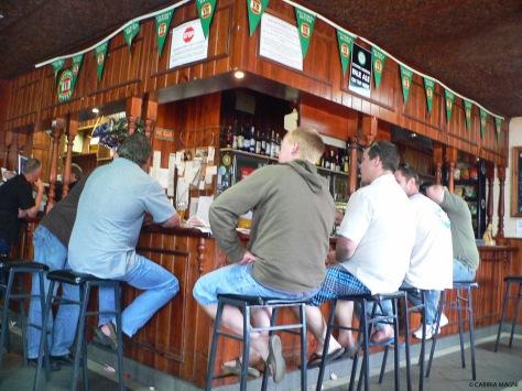 I bar malfamati di Cape Jervis