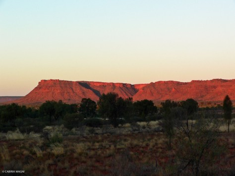 Sunset @Kings Canyon