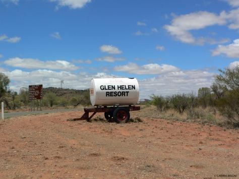 Glen Helen station