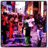 Carnevale in via Dante