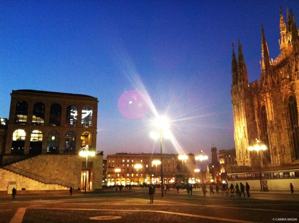 Good night Milano :)