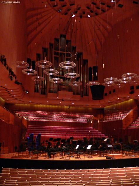 Inside Opera House