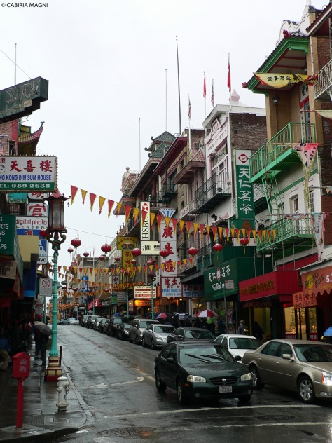 Chinatown, San Frncisco