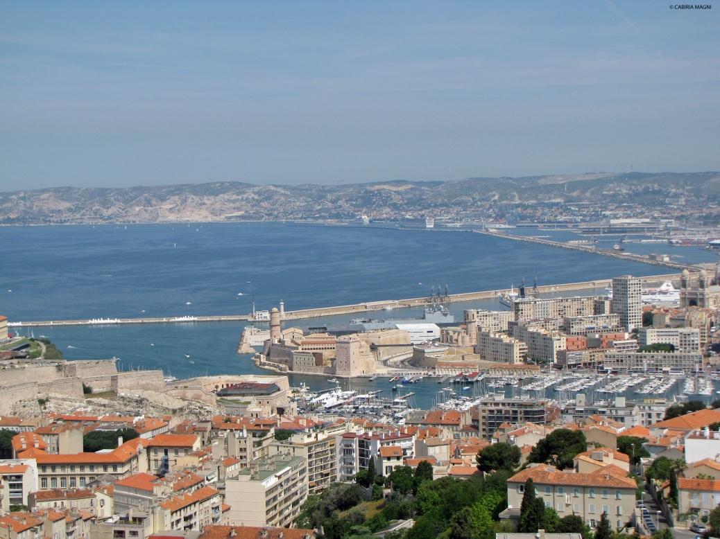 Marsiglia view