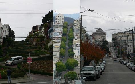 Lombard Street, Russian Hill