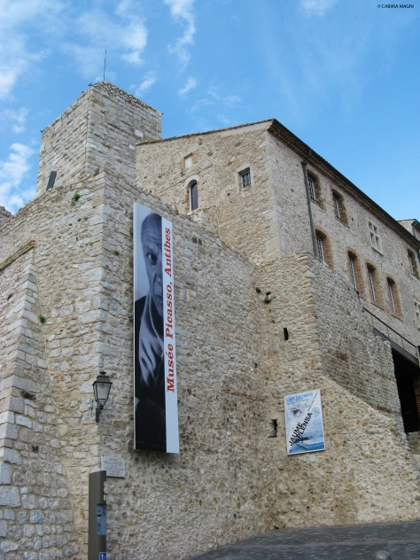 Museo Picasso, Antibes