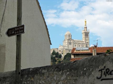 Notre Dame de la Garde dal Vauban