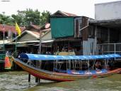 Chao Phraya - the river