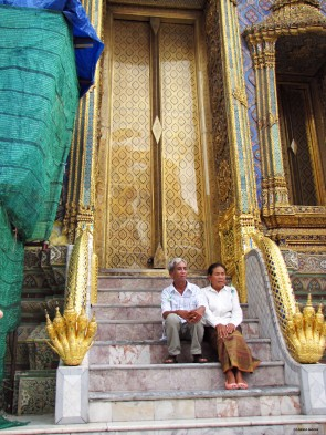 Faces of Bangkok, Royal Palace