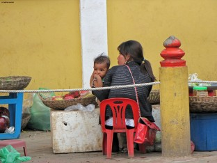 Faces of Siem Reap, Cambodia