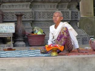 Life around temples, Cambodia