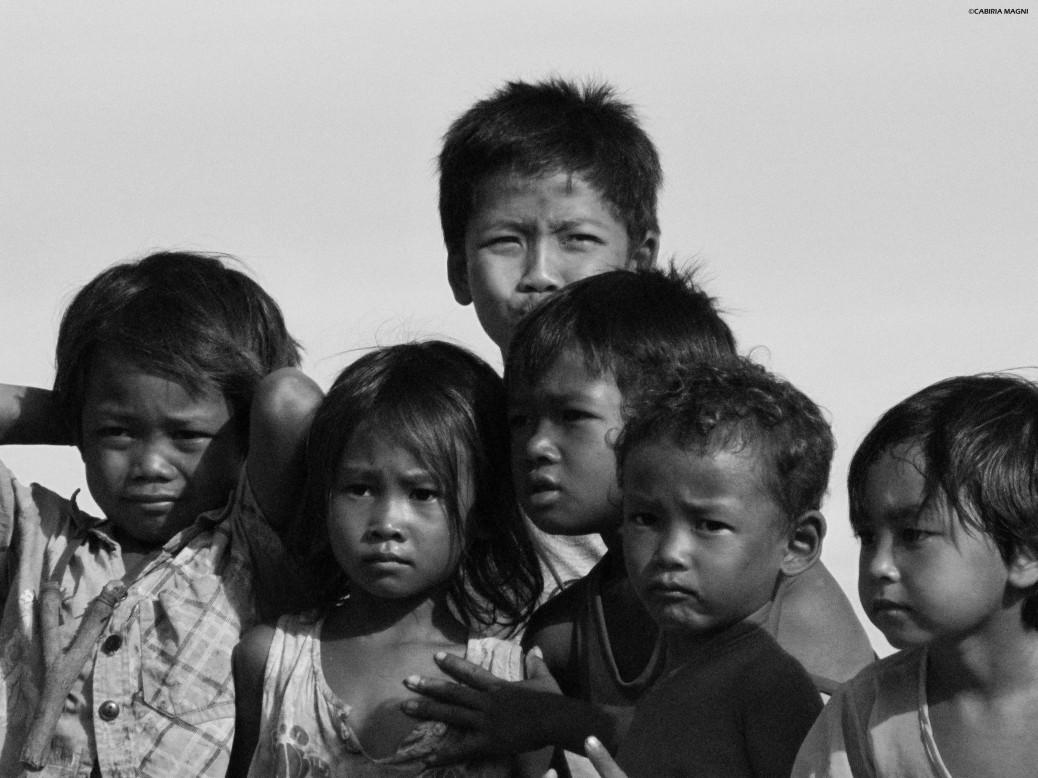 Children, Cambodia