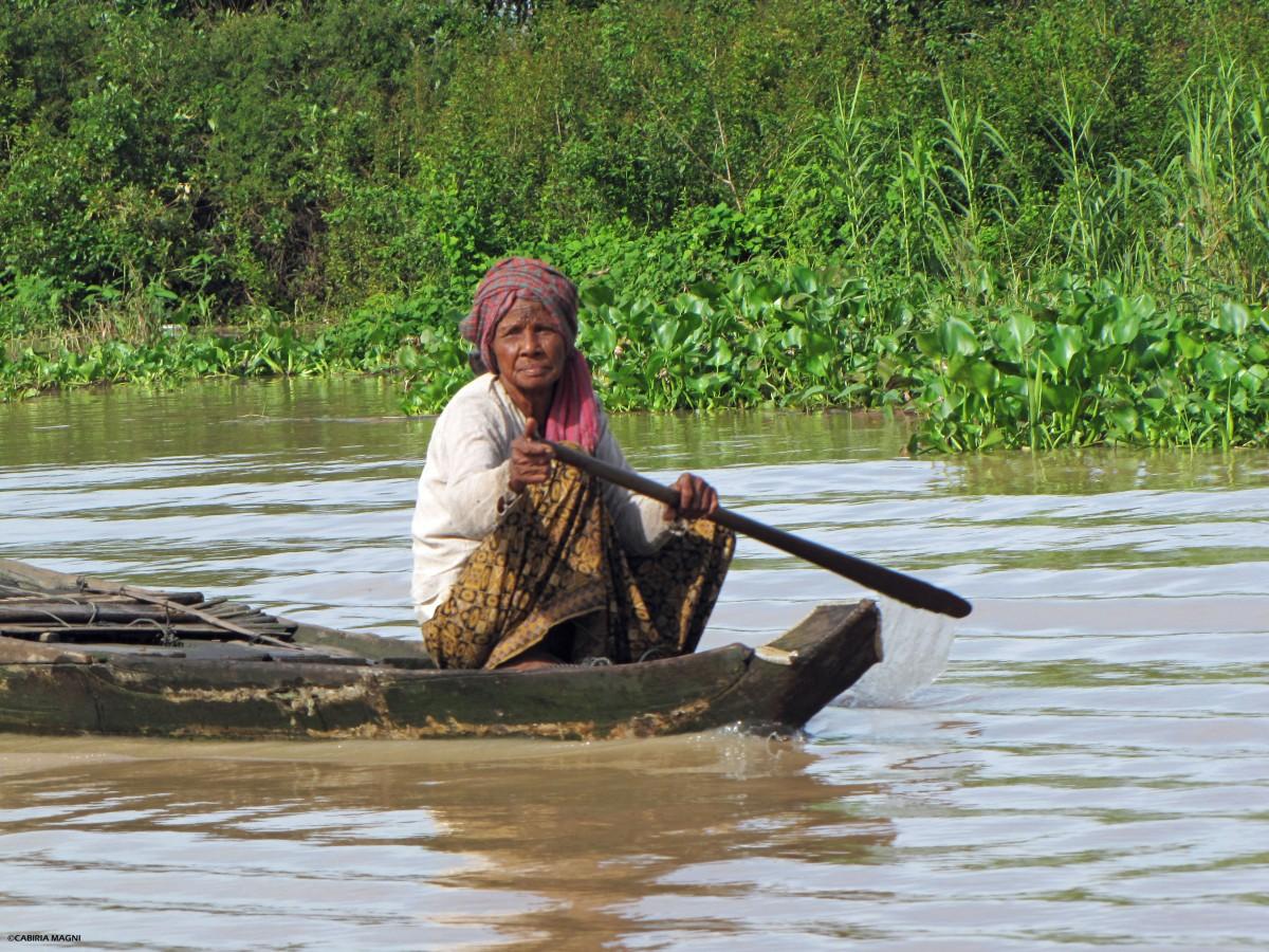 Da Siem Reap a Battambang in barca: in viaggio dove scorre il fiume.