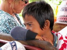 Sailing to Battambang