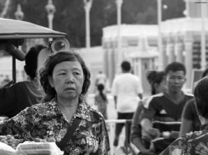 Faces of Phnom Penh, Cambodia