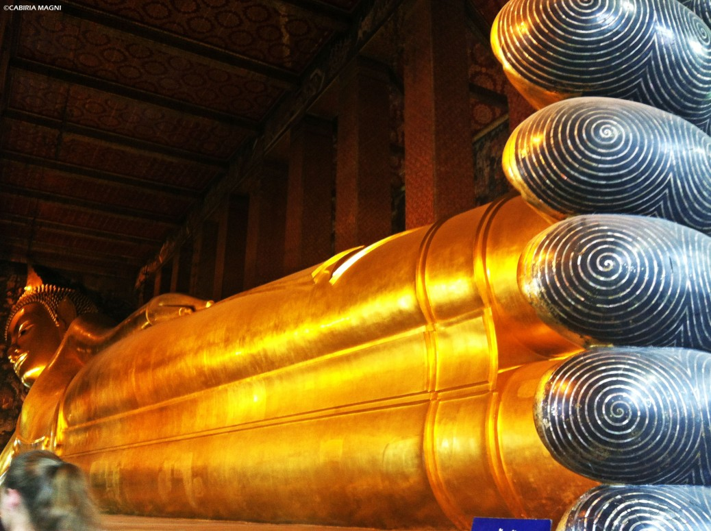 reclined buddha Bangkok