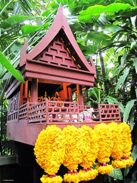 Casa degli spiriti - Jim Thompson house, Bangkok