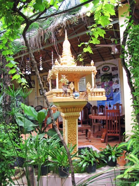 Casa degli spiriti - Cambogia