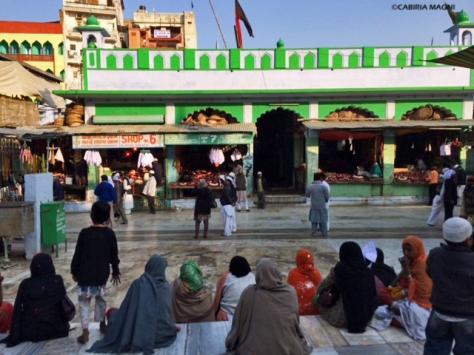 Ajmer, sufismo, Cabiria Magni