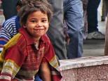 Delhi child smile