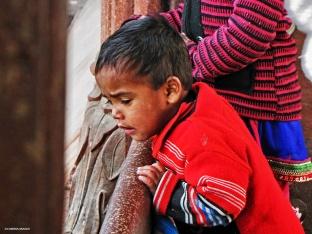 child mosque delhi