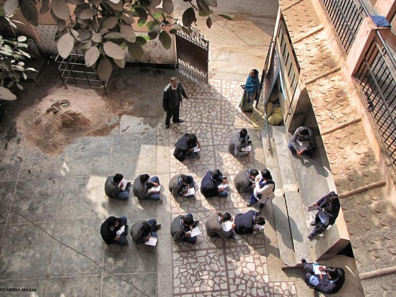Classroom, Delhi